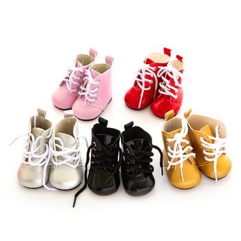 Nowy piękny sandały buty plastikowe dla 43cm lalki dla dzieci 17 cal urodzone lalki buty tanie i dobre opinie LADAVOYA Plastic Shoes Unisex Styl życia Akcesoria Fit For 1 4 Dolls Doll is not included Akcesoria dla lalek