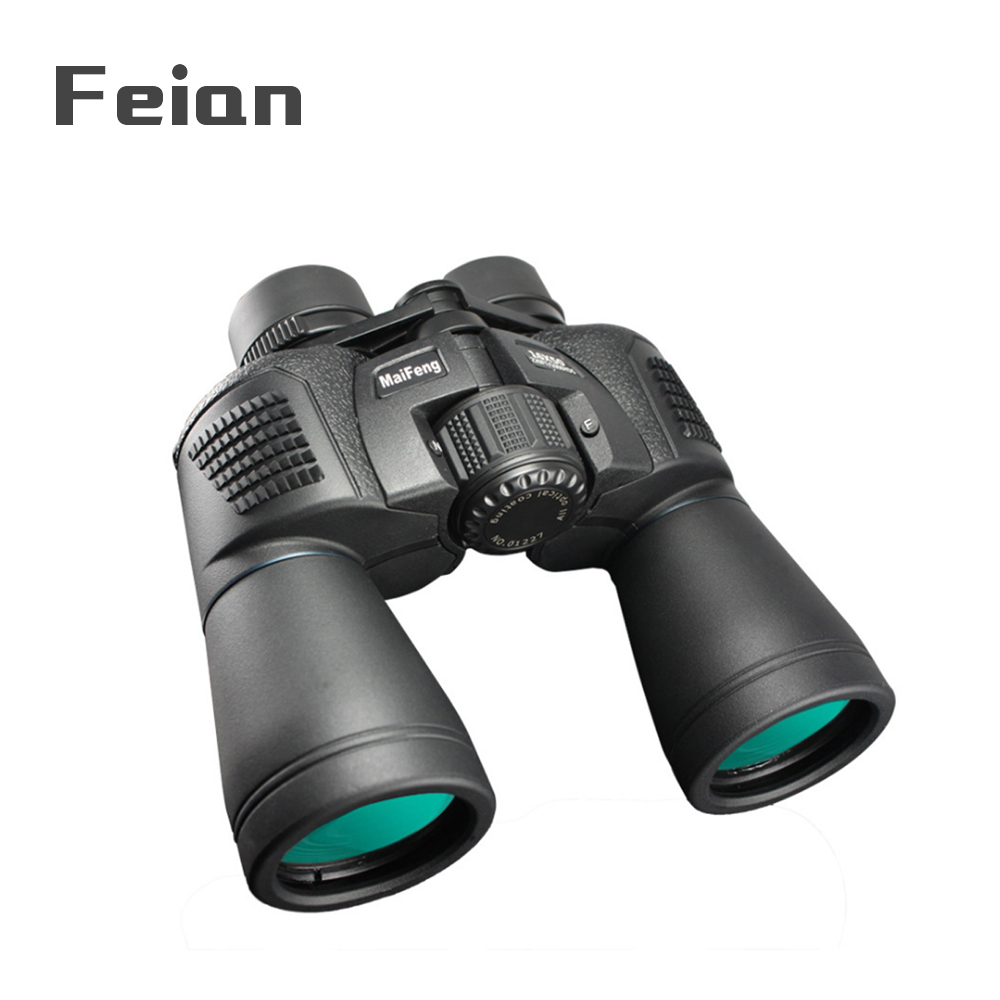 Professional <font><b>Binocular</b></font> Telescope <font><b>16x50</b></font> High Power HD Low Light Night Vision <font><b>Binoculars</b></font> Outdoor Travel Camping Hunting Telescopes image