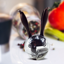 Pepper-Grinder Salt Seasoning Spice-Bottle Kitchen-Tool Manual And Cute with Rabbit-Shape
