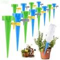 Система капельного полива с шипами, набор 12 шт для автоматического орошения растений и цветов