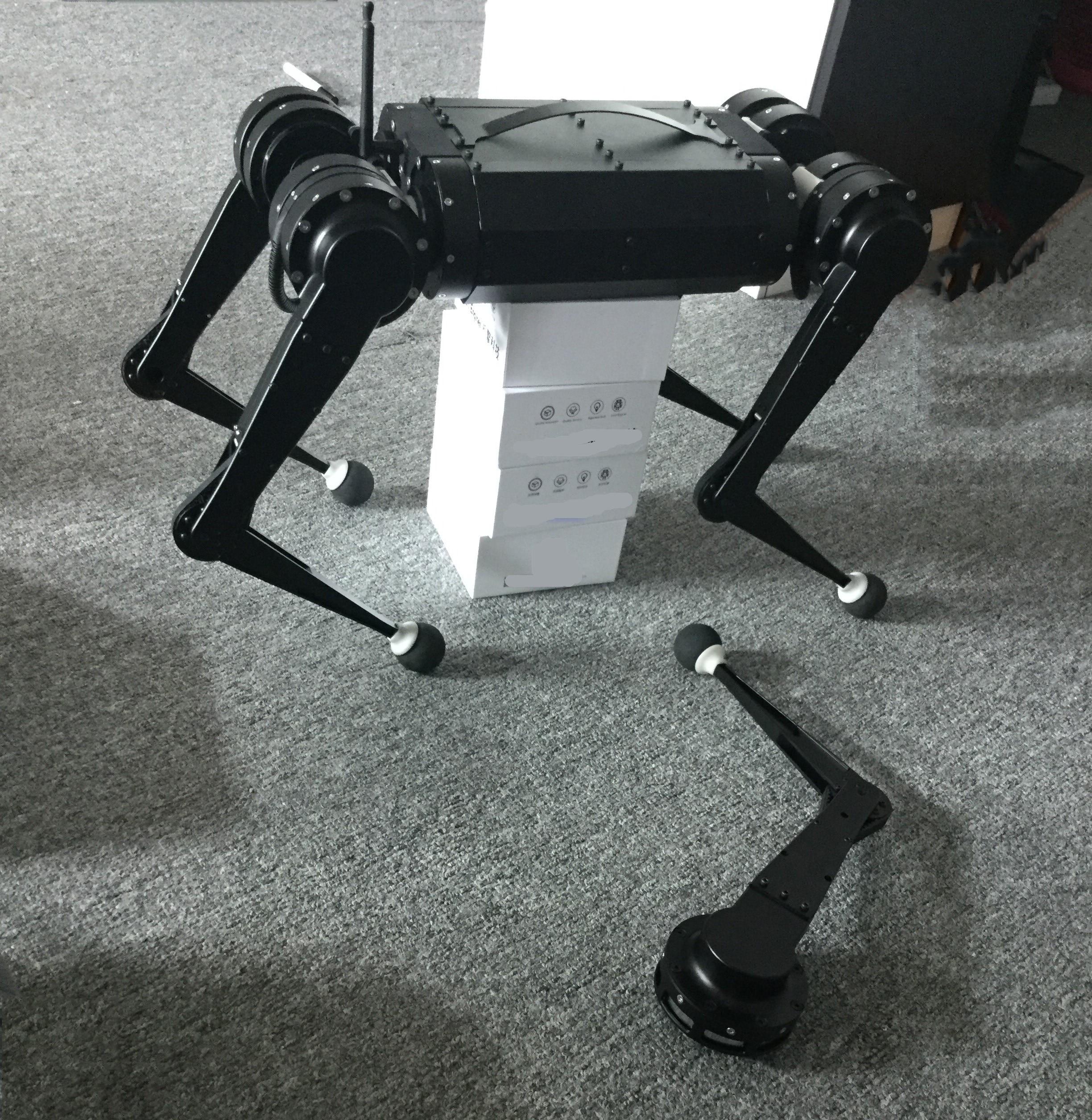 MIT Robot Dog Machine
