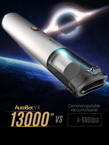 Dust-Remove Car-Vacuum-Cleaner Sofa Autobot Mites Rechargeable Wireless USB for Pet-13000-Pa