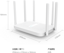 Dual-Band 2033Mbps Wireless Router