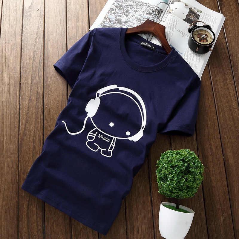 Più il Formato Rock N Roll T Shirt Da Uomo Estate Magliette e camicette Moda Uomo Gotico Punk A Vapore Manica Corta Divertente Tshirt Harajuku camisetas Hombre