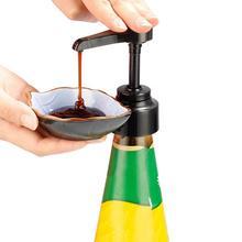 Горячий устричный соус оливковое масло пресс Диспенсер Бутылка пробка запаянный герметичный сопло