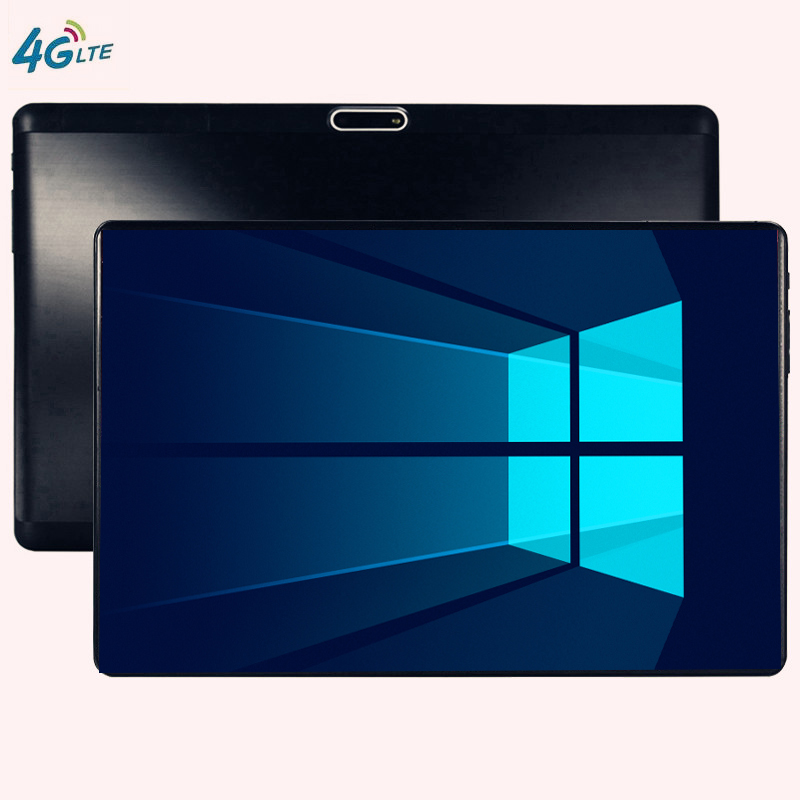 S119 Plus Android 4G LTE 10.1 Tablet Screen Mutlti Touch Android 9.0 Octa Core Ram 6GB ROM 64GB Camera Wifi 10 Inch Tablet Pc
