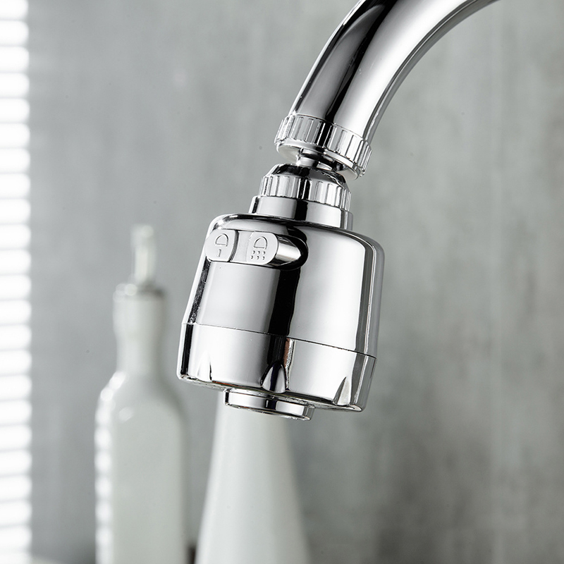 360 Degree Sink Aerator Head Kitchen Cocina Rotatable Faucet Ofertas Calientes