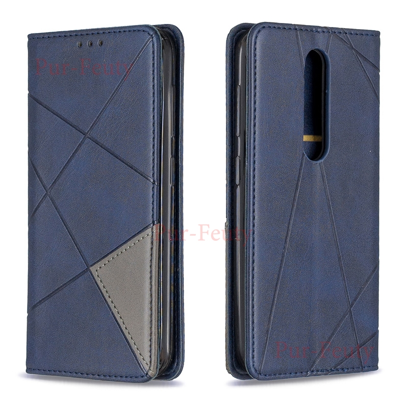 For <font><b>Nokia</b></font> 4.2 <font><b>2019</b></font> TA-1157 <font><b>3.2</b></font> Flip TPU Leather Book For <font><b>Nokia</b></font> 2.2 TA-1188 Wallet Mobile Bag Cover For <font><b>Nokia</b></font> 1 Plus phone Case image
