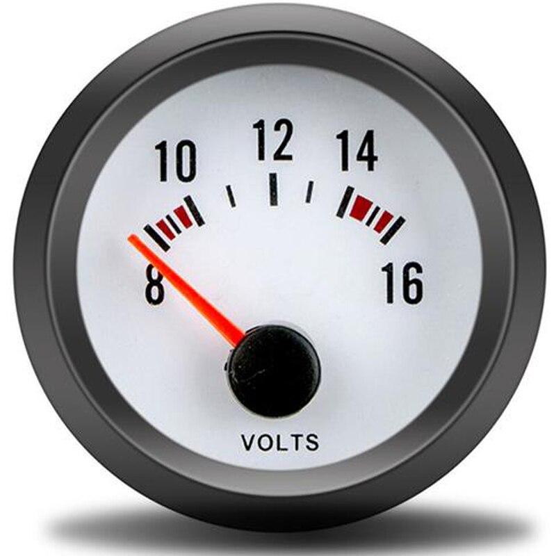 52 мм Boost/Температура воды/Температура масла/Масляный Пресс/Манометр напряжения автомобиля PSI турбо пресс ure манометры указатель модификация...
