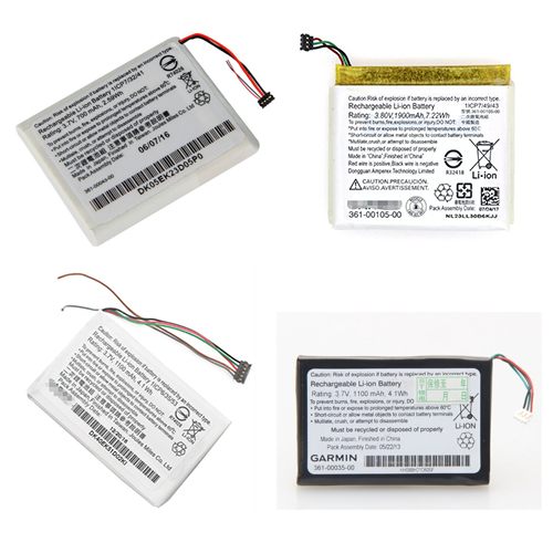 Li-ion Battery For Garmin Edge 820 520 1000 500 200 205 1030 810 800 361-00043-00 361-00035-00