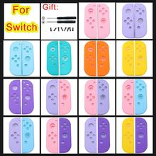 JCD For Nintendo Switch  NX NS Joy Con Replacement Housing Shell Cover for NX Joycon Controller Joystick Protection Case