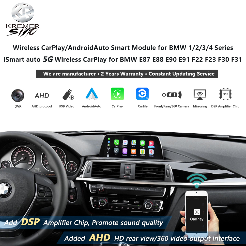 Mirror Wireless Apple CarPlay ...