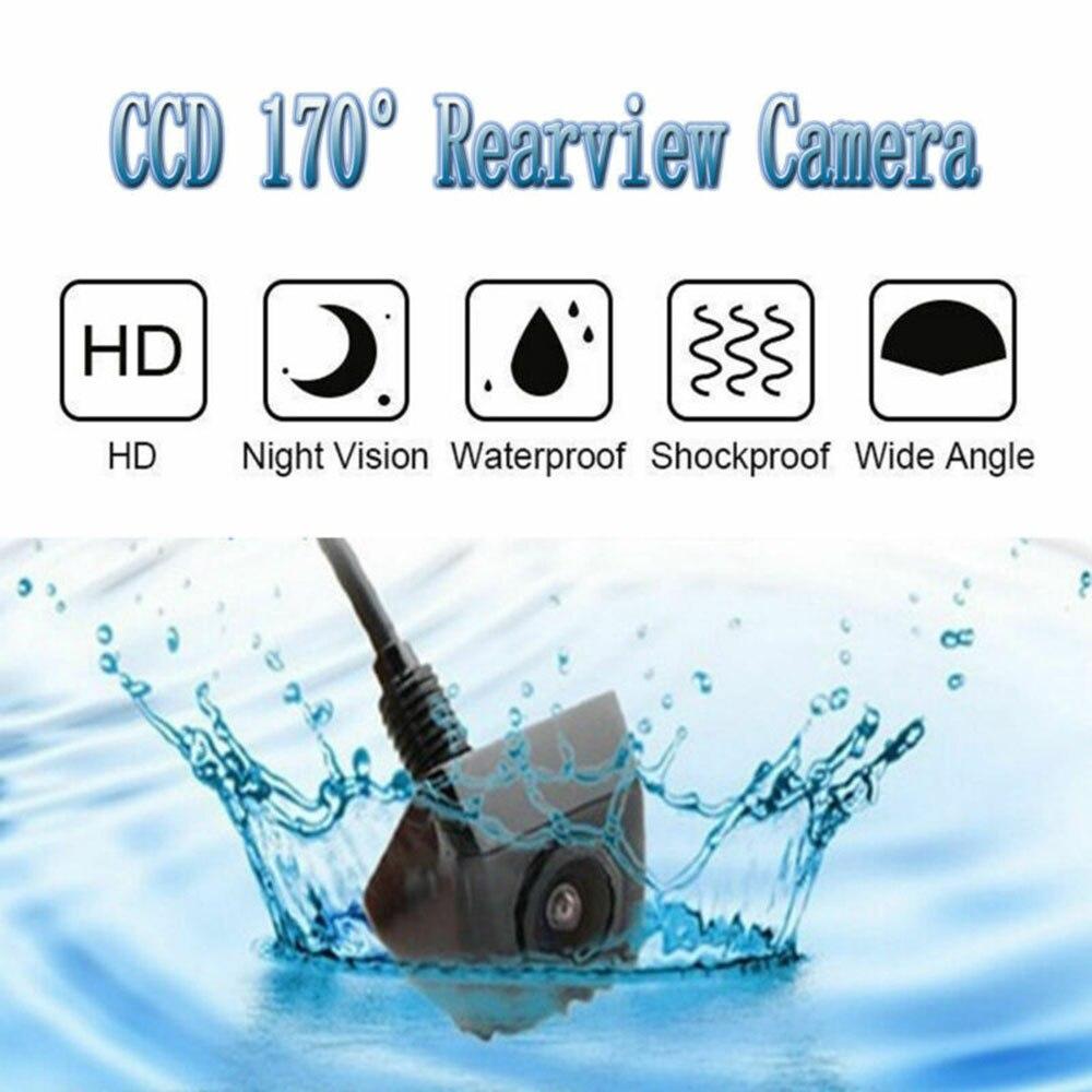 170 Grad Rückansicht Kamera Set Zubehör Auto Universal Reverse Wasserdicht