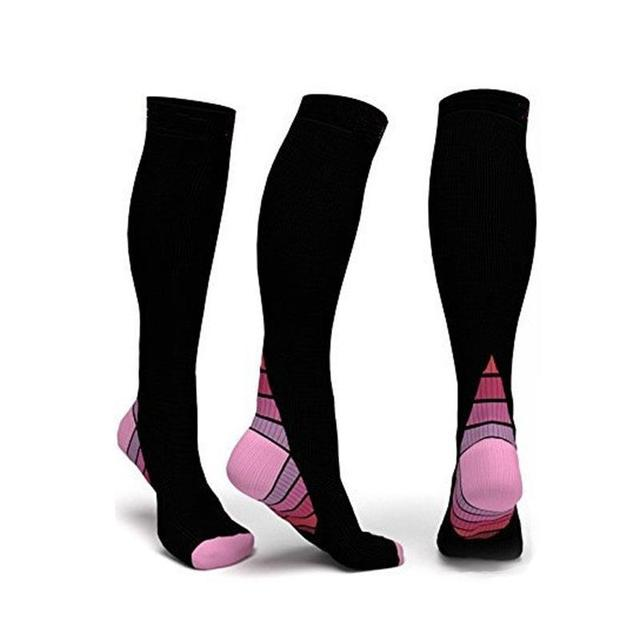 High Quality Compression Anti-Friction Socks Women Men Outdoors Sport Socks Breathable Contoured Socks For Unisex 1
