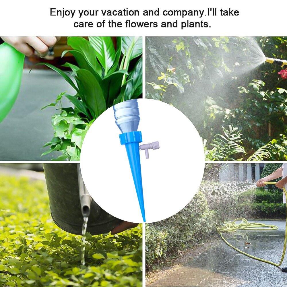Прямая поставка, система полива для растений, цветов, домашние бутылки для воды, капельное орошение