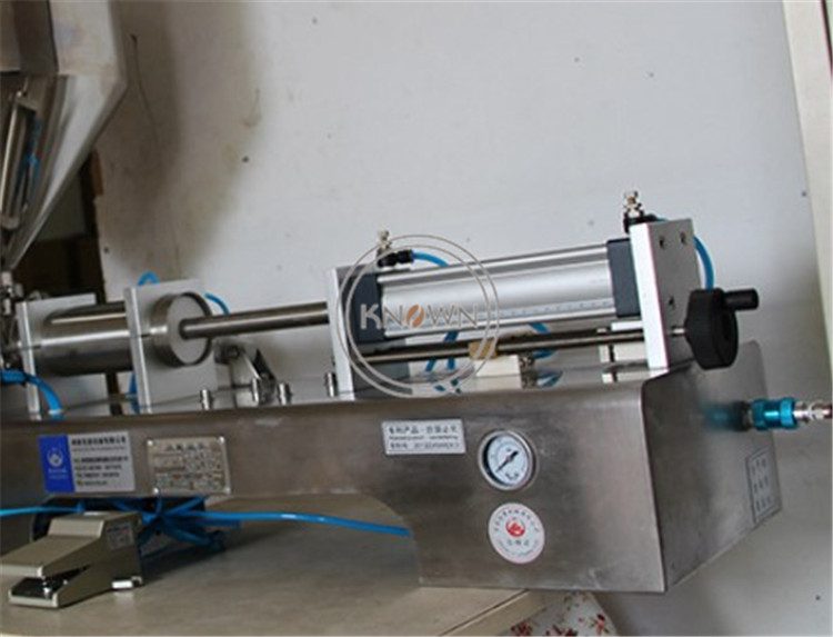 Commercial 10-100ml Liquid Filling Automatic Machine Food & Beverages Machines