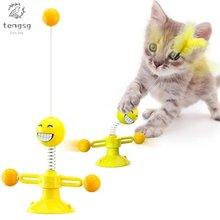 Милые и интересные забавные игрушки для кошек головоломка отдыха