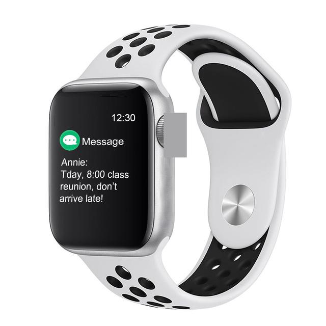 Reloj Inteligente con Pantalla Táctil