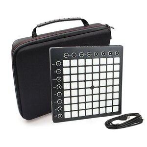 Image 1 - EVA Shockproof Portable Case for Novation Launchpad Ableton Live Controller Travel Carrying Case Storage Bag Handbag