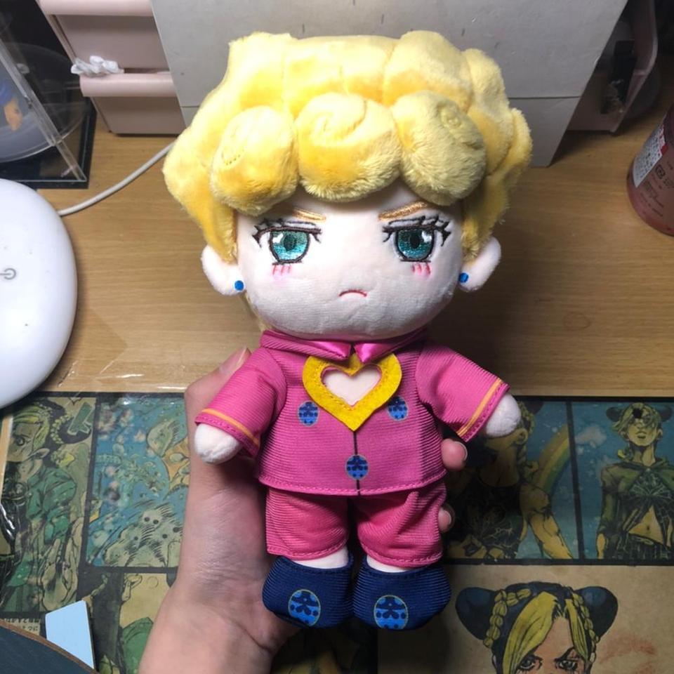 Anime JoJo/'s Bizarre Adventure Stand KILLER QUEEN Plush Doll Soft Doll Toy Gift