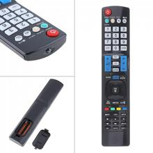 цена Universal TV Remote Control Replacement Support 2 x AAA Batteries with Long Distance for For-LG Smart 3D LED LCD HDTV TV APPS онлайн в 2017 году