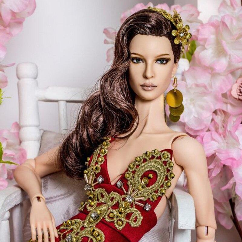 Новое поступление bjd куклы Naya 1/4 тело шарнирная кукла из смолы детские игрушки для девочки подарок на день рождения 1