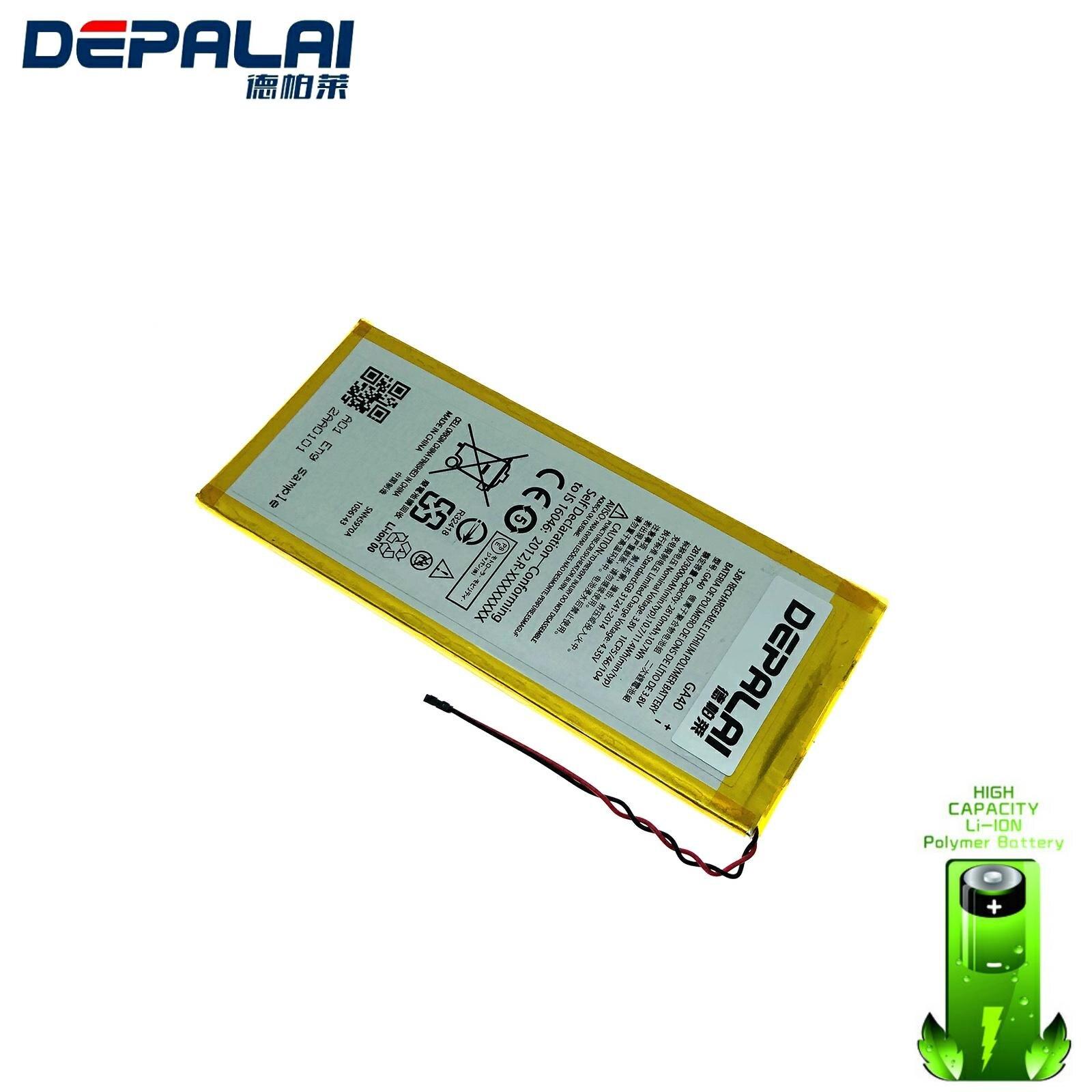 3000mAh GA40 Replacement Li-Polymer Battery For Motorola Moto G4 Plus GA40 GA 40