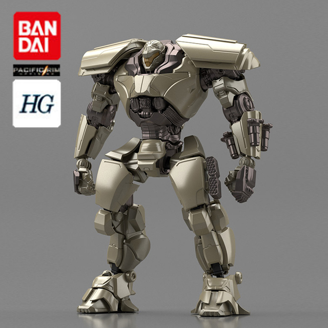 Original Bandai Mech Assembly Model HG DX Overseas Limited Edition Pacific Rim 2 Uprising Phoenix Iron Wrist Figurals dolls