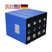 2021 nuovo 4 pezzi 3.2V280Ah grado A batterie lifepo4 200AH 230AH 310AH Solar RV EV A EU US magazzino tedesco consegna veloce