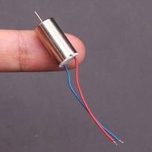 816 8x16mm 0816 8*16mm coreless motor dc 4.2v 55000rpm ndfeb forte ímã oco copo motor para diy micro fpv quadcopter quadro
