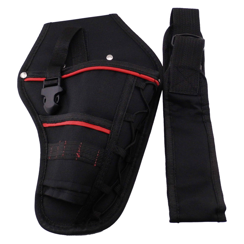 Multi-functional Waterproof Drill  Waist Tool Bag For Wrench Hammer Screwdriver Electric Waist Belt Tool Pouch Bag