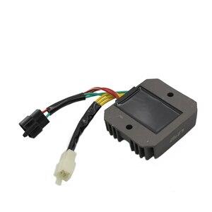 Image 5 - 12v Motorcycle Voltage Regulator Rectifier for Honda CBR600F HURRICANE VTZ250 VFR400 VFR400Z VF750C VFR750F INTERCEPTOR VF750