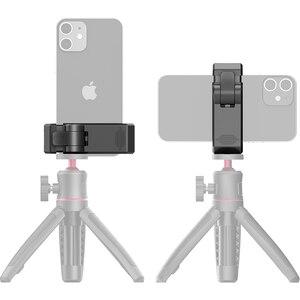 Image 4 - Ulanzi ST 26สมาร์ทโฟนสมาร์ทโฟน Mount Holder คลิปแนวตั้งยิง Mount รองเท้าเย็นสำหรับไฟ LED ไมโครโฟน