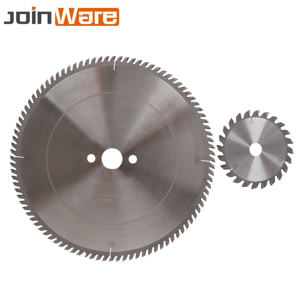 2Pcs Carbide Alloy Circular Saw Blade Combination For Cutting Wood 12''x30x96T & 120mmx20x24T High Quality