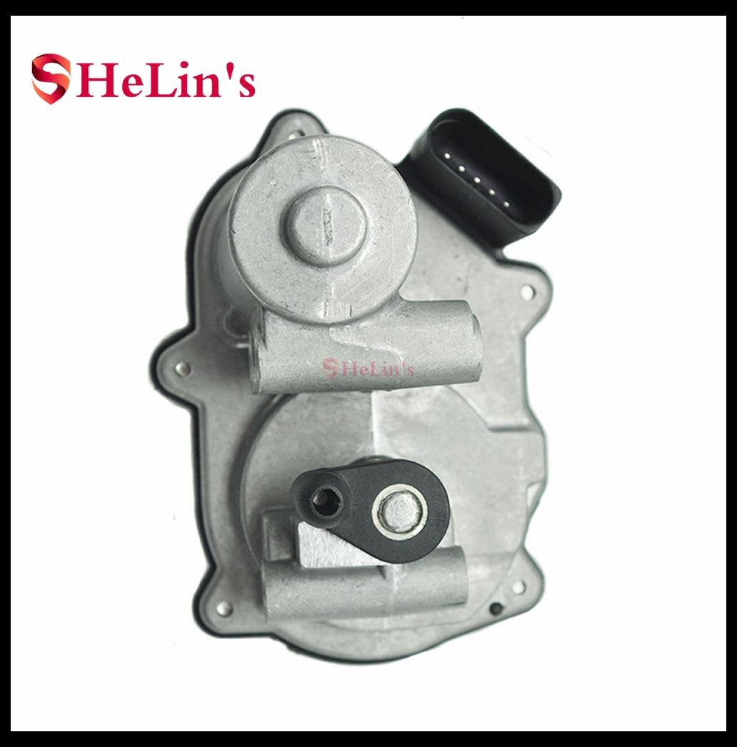 A2C53248883 New Intake Pipe Switching Valve Control Unit For AUDI A4 A5 A6 A8 Q5 Q7 VW PHAETON TOUAREG 2.7 3.0 4.2 TDI Quattro