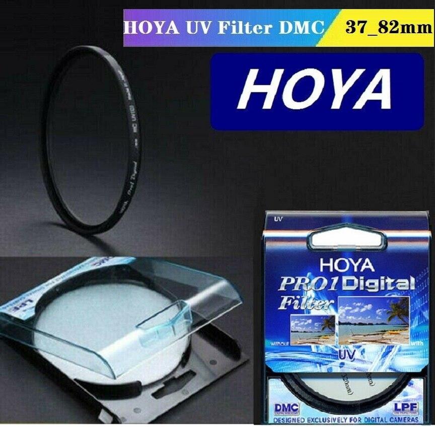 HOYA УФ-фильтр DMC LPF Pro 1D Цифровой Защитный Объектив для зеркальной камеры Nikon Canon Sony