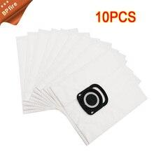 10 sztuk wysokiej filtracji worek woreczek pyłowy zestaw zamiennik dla Rowenta ZR200720 higieny + (higiena Plus) BPfire