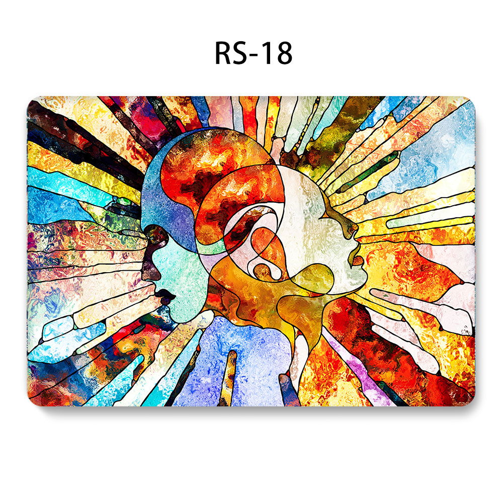 Miki Glow Retina Case for MacBook 45