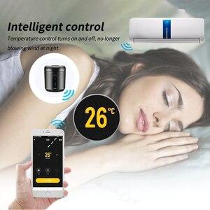 Image 4 - Broadlink RM4C Mini 2020 RM Mini3 Alexa Amazon WiFi IR uyumlu Google ev kablosuz akıllı uzaktan kumanda IOS ses kontrolü
