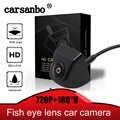 魚眼レンズスターライトナイトビジョン車両リアフロントリバースカメラ HD 720P と 180H 広角