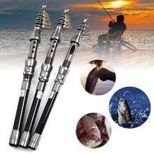 1.5M-2.4M Carp Fishing Rod Feeder Hard Carbon Fiber Telescopic Fishing Rod Fishing Pole Portable Travel Spinning Fishing Rod цена 2017