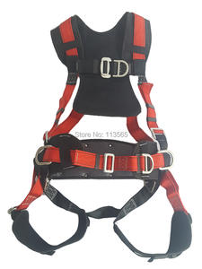 Safety-Harness Protection for Wind-Power-Five-D Ring Climbing-Fall Full-Body