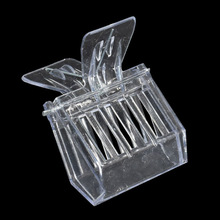 Clip Bee-Tools Beekeeping-Equipment Queen-Cage Isolation-Room Plastic 1pcs Insectary-Box