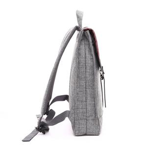 Image 4 - Bodachel mochila feminina daypack 14 notebook notebook notebook mochilas para adolescentes meninas elegantes sacos de escola bookbag alta qualidade