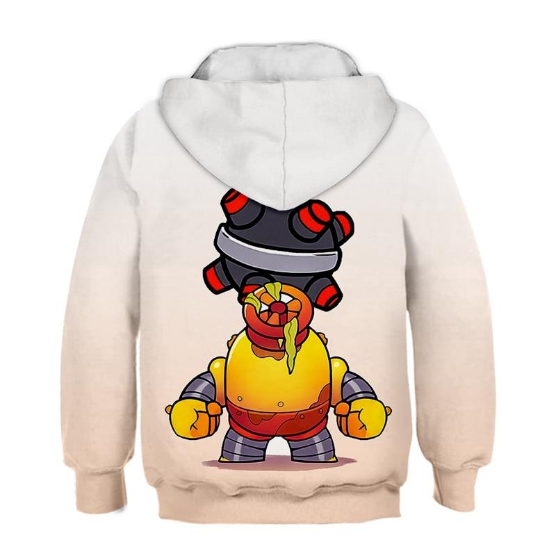 Star adulte parent-enfant vêtements sweats à capuche 3D imprimé garçon fille drôle sweat Costume enfants vêtements Streetwear avec des enfants