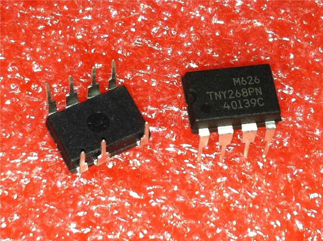 10pcs/lot TNY268PN TNY268P TNY268 DIP-7 New Original In Stock