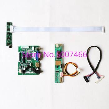 For CLAA154WB04 CLAA154WB05 CLAA154WB05A CLAA154WB05AN 1280*800 1CCFL LVDS panel 30-Pin VGA HDMI AV monitor controller board kit