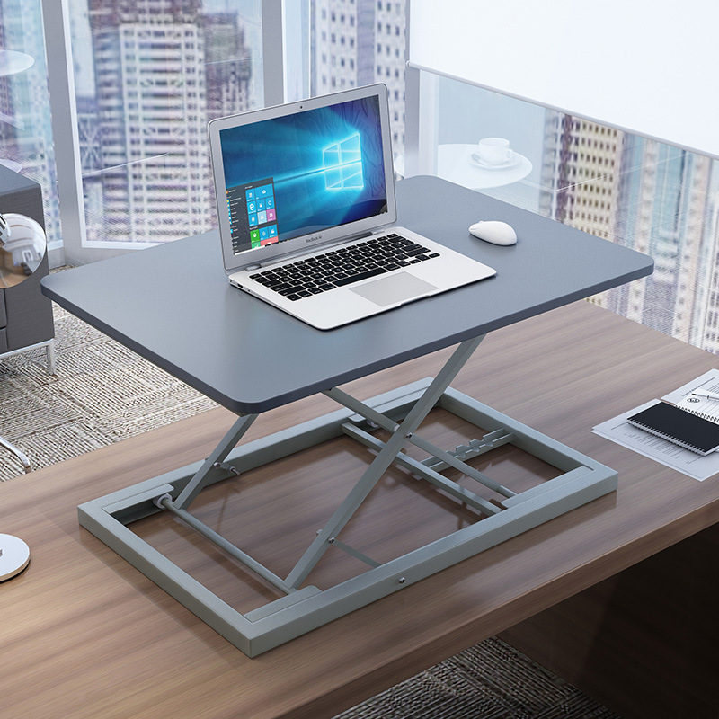 Man Patriarch Lift Tables Laptop Computer Desktop Table Extra High Table Stand-up Office Desk China Mobile Desk Work