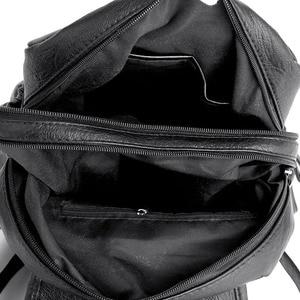 Image 5 - Women High quality leather Backpacks Vintage Female Shoulder Bag Sac a Dos Travel Ladies Bagpack Mochilas School Bags For Girls