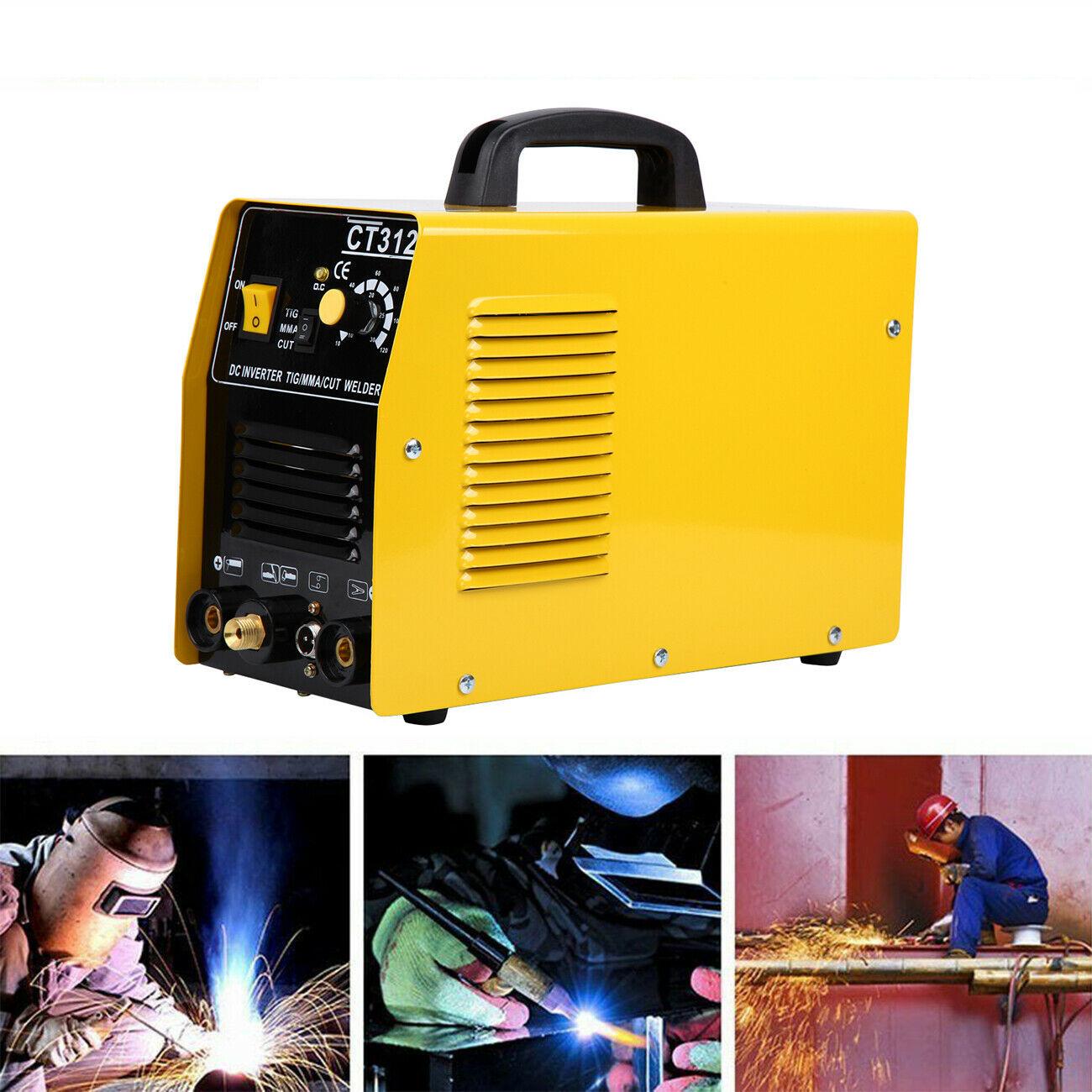 Equipo multifuncion Honhill CT312 cortador de Plasma CNC soldadura TIG/corte/MMA 3 en 1